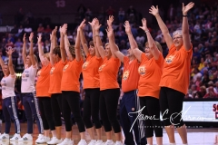 WNBA Connecticut Sun 93 vs. Phoenix Mercury 92 (88)