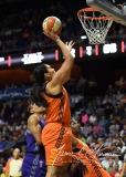 WNBA Connecticut Sun 93 vs. Phoenix Mercury 92 (91)