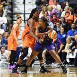 WNBA Connecticut Sun 93 vs. Phoenix Mercury 92 (93)