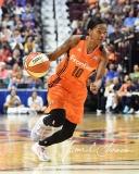 WNBA Connecticut Sun 93 vs. Phoenix Mercury 92 (97)