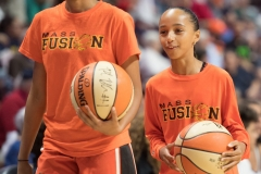 WNBA - Connecticut Sun 94 vs. Washington Mystics 68 (10)