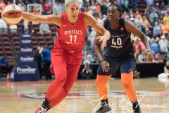 WNBA - Connecticut Sun 94 vs. Washington Mystics 68 (15)