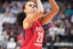 WNBA - Connecticut Sun 94 vs. Washington Mystics 68 (16)