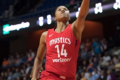 WNBA - Connecticut Sun 94 vs. Washington Mystics 68 (17)