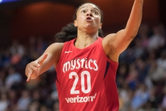 WNBA - Connecticut Sun 94 vs. Washington Mystics 68 (20)
