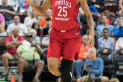WNBA - Connecticut Sun 94 vs. Washington Mystics 68 (22)
