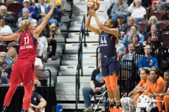 WNBA - Connecticut Sun 94 vs. Washington Mystics 68 (24)