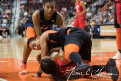 WNBA - Connecticut Sun 94 vs. Washington Mystics 68 (26)