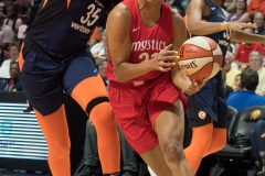 WNBA - Connecticut Sun 94 vs. Washington Mystics 68 (28)