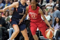 WNBA - Connecticut Sun 94 vs. Washington Mystics 68 (32)
