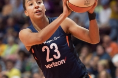 WNBA - Connecticut Sun 94 vs. Washington Mystics 68 (33)