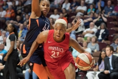 WNBA - Connecticut Sun 94 vs. Washington Mystics 68 (34)