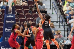WNBA - Connecticut Sun 94 vs. Washington Mystics 68 (35)