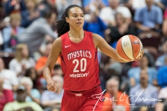 WNBA - Connecticut Sun 94 vs. Washington Mystics 68 (36)