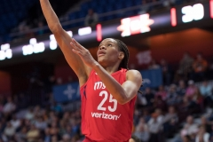 WNBA - Connecticut Sun 94 vs. Washington Mystics 68 (37)