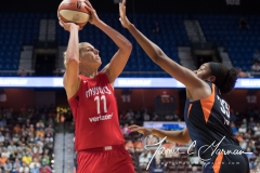 WNBA - Connecticut Sun 94 vs. Washington Mystics 68 (39)