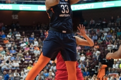 WNBA - Connecticut Sun 94 vs. Washington Mystics 68 (40)