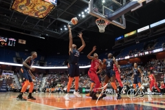 WNBA - Connecticut Sun 94 vs. Washington Mystics 68 (41)