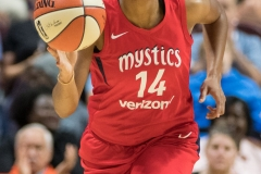 WNBA - Connecticut Sun 94 vs. Washington Mystics 68 (42)