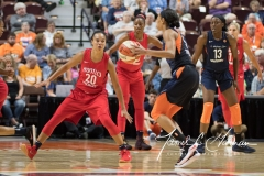 WNBA - Connecticut Sun 94 vs. Washington Mystics 68 (45)