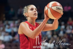 WNBA - Connecticut Sun 94 vs. Washington Mystics 68 (48)
