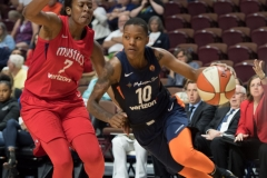 WNBA - Connecticut Sun 94 vs. Washington Mystics 68 (50)