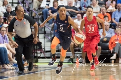 WNBA - Connecticut Sun 94 vs. Washington Mystics 68 (51)