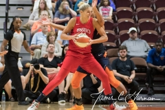 WNBA - Connecticut Sun 94 vs. Washington Mystics 68 (52)