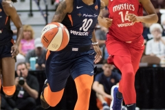 WNBA - Connecticut Sun 94 vs. Washington Mystics 68 (53)