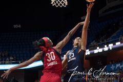 WNBA - Connecticut Sun 94 vs. Washington Mystics 68 (54)