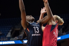 WNBA - Connecticut Sun 94 vs. Washington Mystics 68 (55)