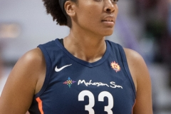 WNBA - Connecticut Sun 94 vs. Washington Mystics 68 (59)