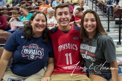 WNBA - Connecticut Sun 94 vs. Washington Mystics 68 (6)