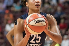 WNBA - Connecticut Sun 94 vs. Washington Mystics 68 (60)