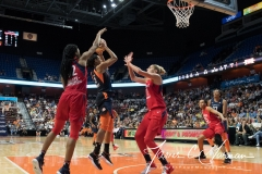 WNBA - Connecticut Sun 94 vs. Washington Mystics 68 (63)