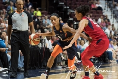 WNBA - Connecticut Sun 94 vs. Washington Mystics 68 (65)