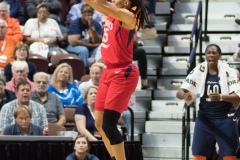 WNBA - Connecticut Sun 94 vs. Washington Mystics 68 (68)