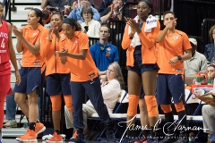 WNBA - Connecticut Sun 94 vs. Washington Mystics 68 (69)