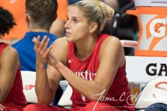 WNBA - Connecticut Sun 94 vs. Washington Mystics 68 (70)