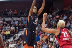 WNBA - Connecticut Sun 94 vs. Washington Mystics 68 (71)