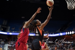 WNBA - Connecticut Sun 94 vs. Washington Mystics 68 (73)