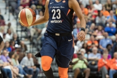 WNBA - Connecticut Sun 94 vs. Washington Mystics 68 (74)