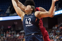 WNBA - Connecticut Sun 94 vs. Washington Mystics 68 (75)