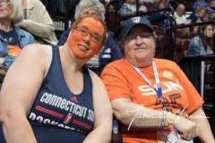 WNBA - Connecticut Sun 96 vs. Dallas Wings 76 (11)