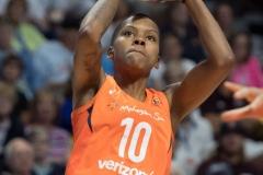 WNBA - Connecticut Sun 96 vs. Dallas Wings 76 (20)