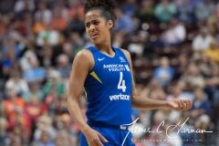 WNBA - Connecticut Sun 96 vs. Dallas Wings 76 (23)