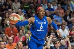 WNBA - Connecticut Sun 96 vs. Dallas Wings 76 (25)