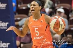 WNBA - Connecticut Sun 96 vs. Dallas Wings 76 (26)