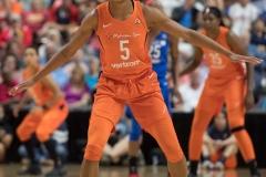 WNBA - Connecticut Sun 96 vs. Dallas Wings 76 (30)