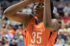 WNBA - Connecticut Sun 96 vs. Dallas Wings 76 (33)